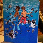snorkeling book cover