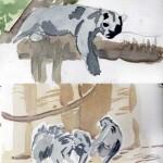 zoo-watercolors