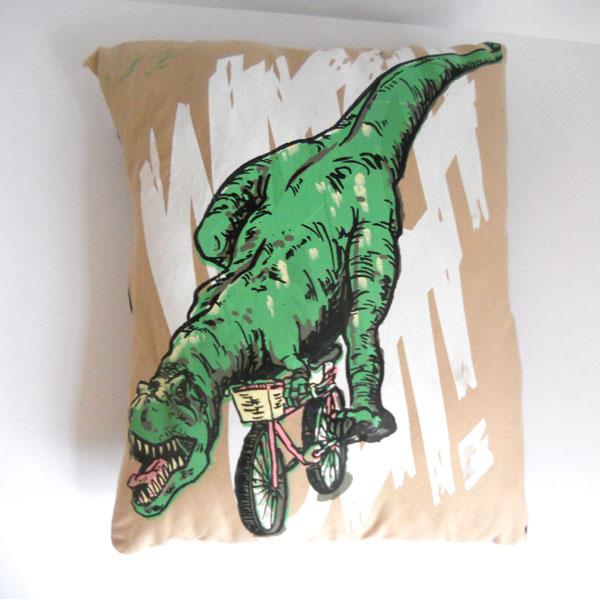 More dinosaur product