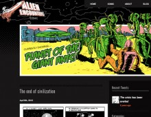 Alien Encounters Site