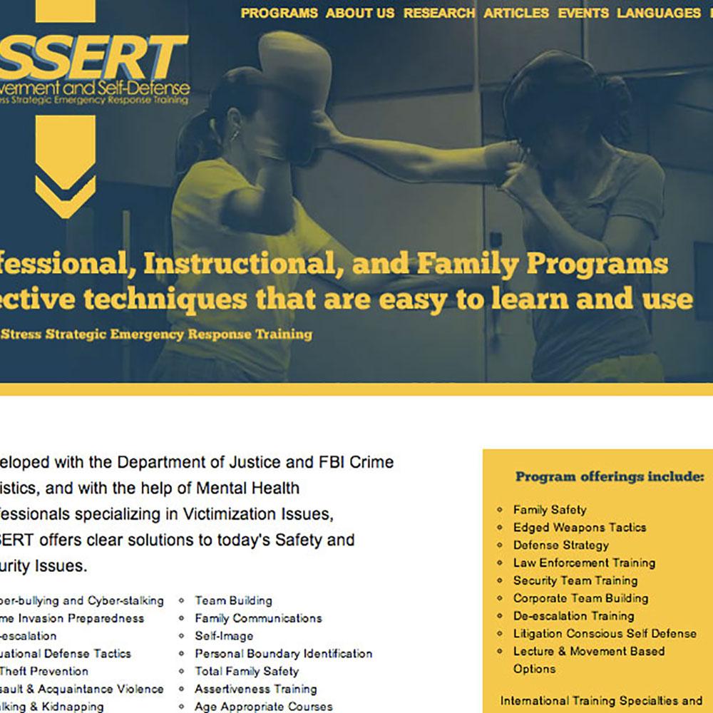 Assert Self-Defense