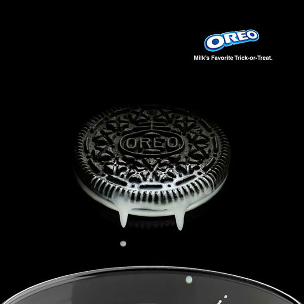 Oreo Ad Campaign