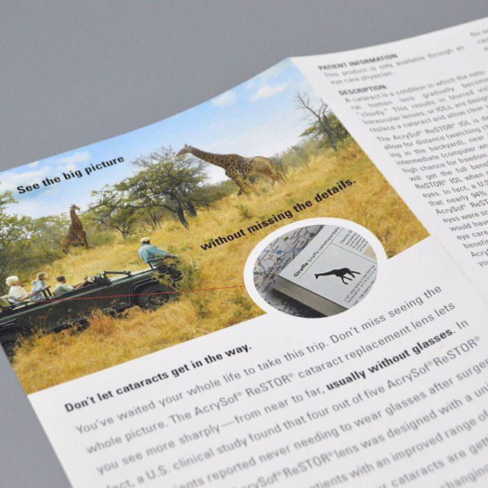 Acrysof brochure