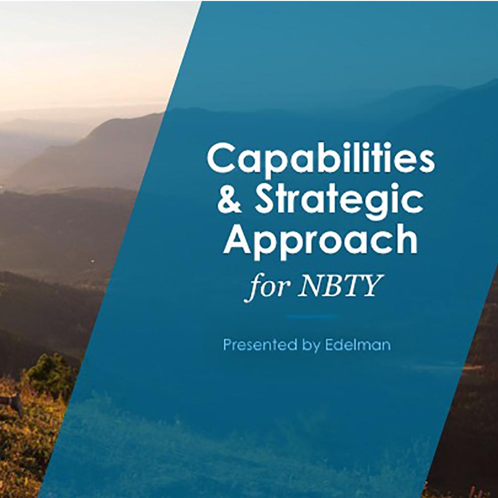NBTY Capabilities Deck