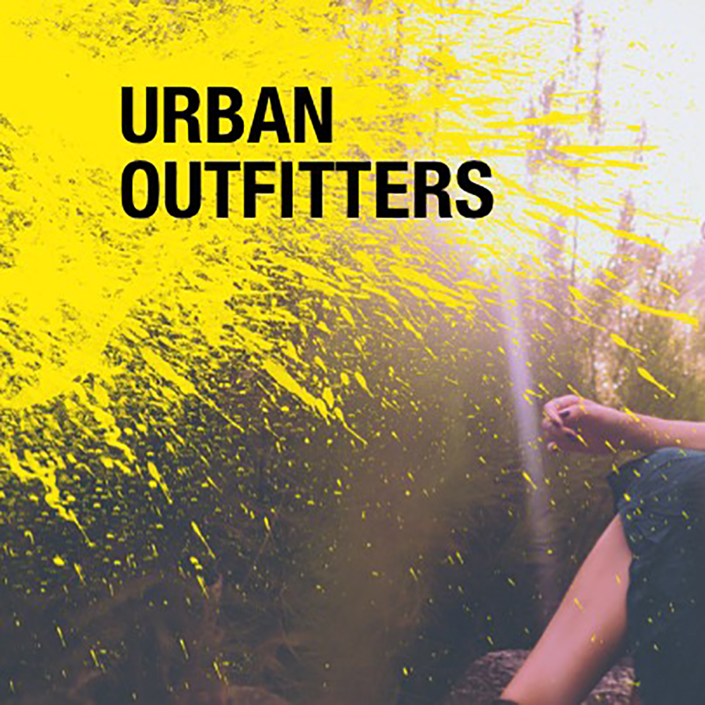 Urban Outfitters Deck