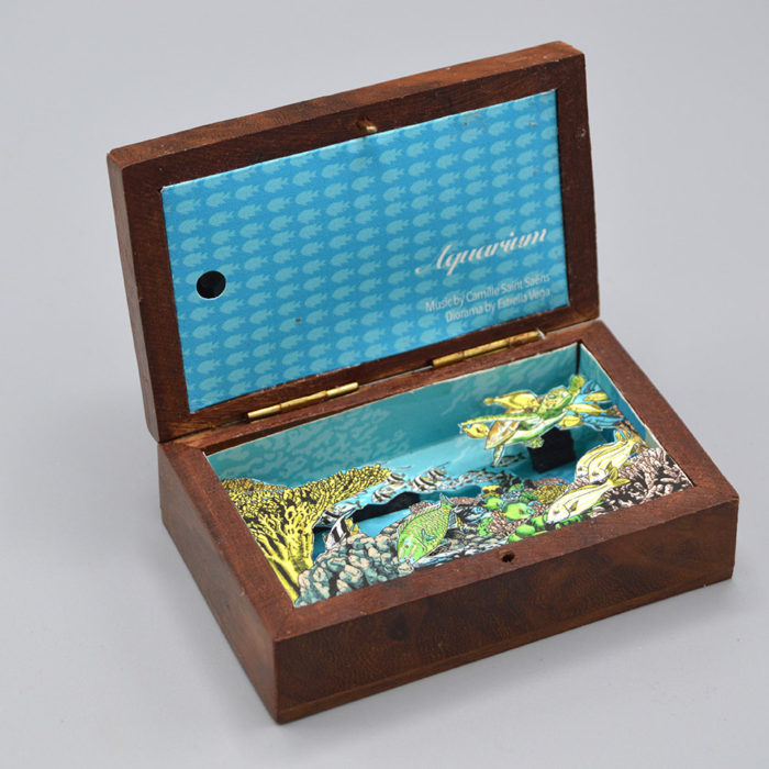 Aquarium Music Box